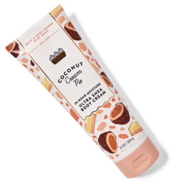 Coconut Cream Pie Ultra Shea Body Cream